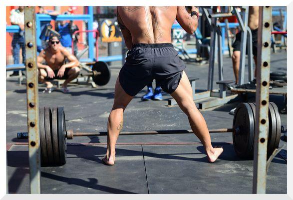 Die Bodybuilder von Venice Beach