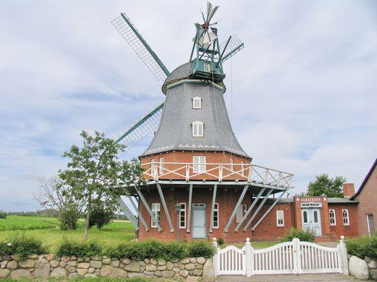 Die Borgsumer Mühle