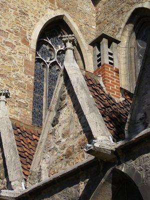 die Braunschweiger Petrikriche / Kapelle St. Anna und Livinius