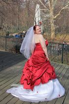 Die Braut bittet zum Tanz ...