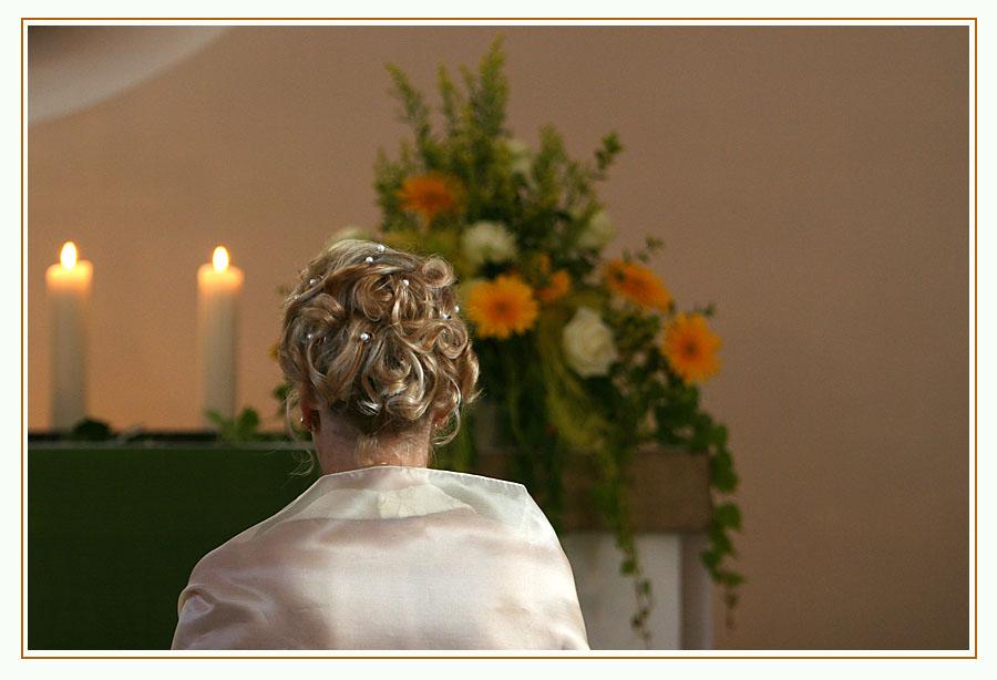 Die Braut, die sich gleich traut!