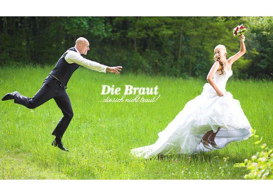 Die Braut die sich nicht....