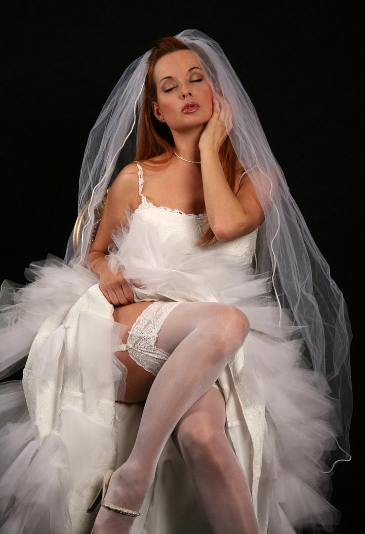 die Braut, die sich traut ( 1 ) ....