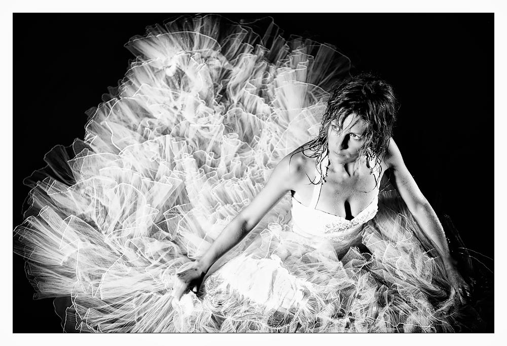Die Braut die sich traut B/W