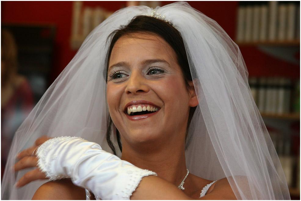 Die Braut die sich traut.......
