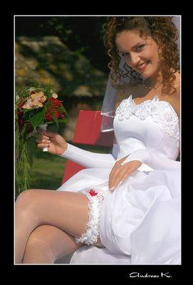 Die Braut die sich traut...