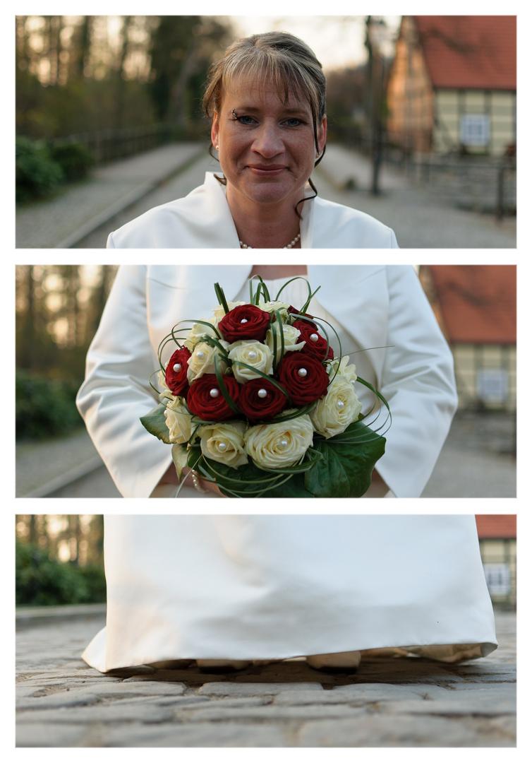 Die Braut (Triptychon)