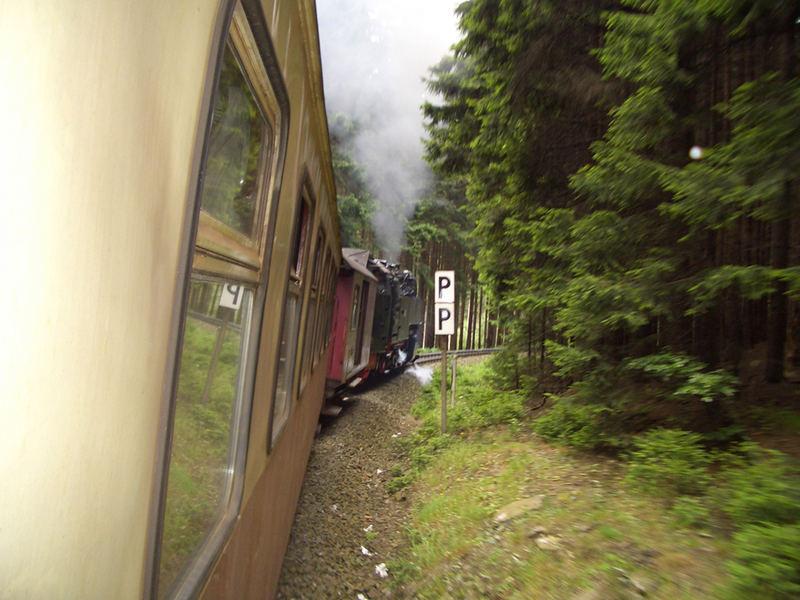 Die Brockenbahn!