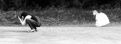 Die Brouwtyungpher, die eynmahl Hochzeyzphotograaphin wäadn will von Die siebente Werbepause des Weltuntergangs
