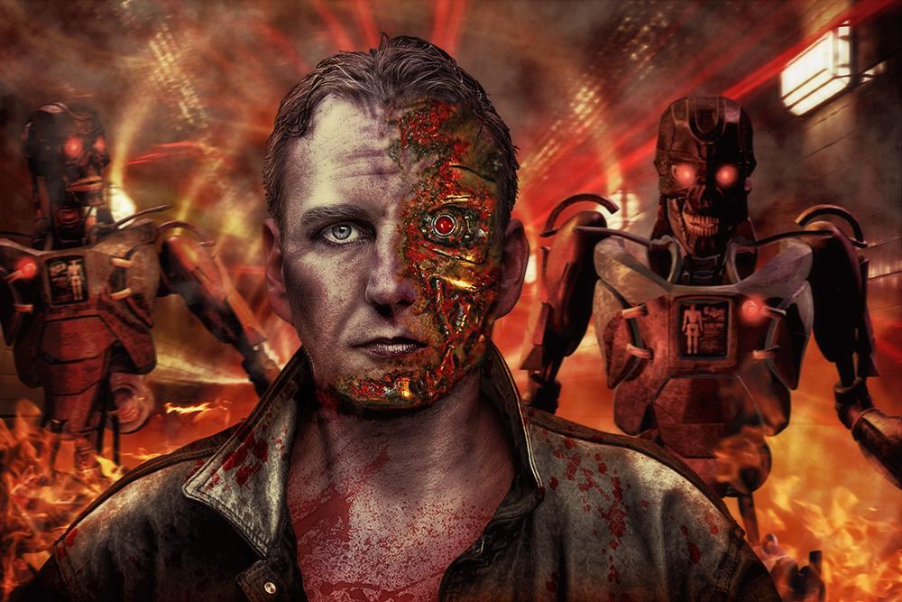 Die Brownz´sche - Marc - Terminator - Version