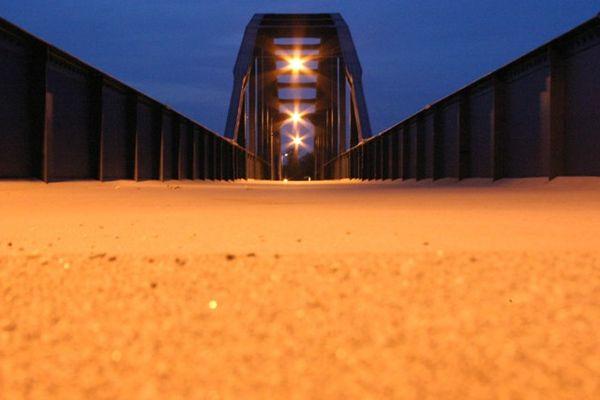 Die Brücke......
