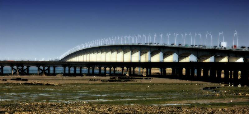 Die Brücke am ...