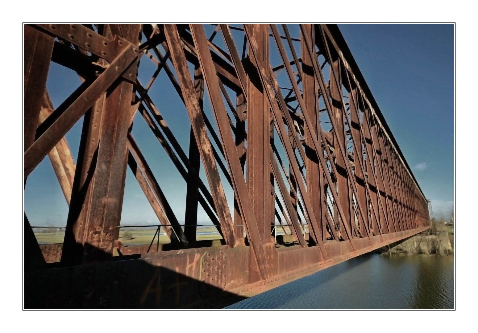 Die Brücke am Fluss Teil II      ( reload )
