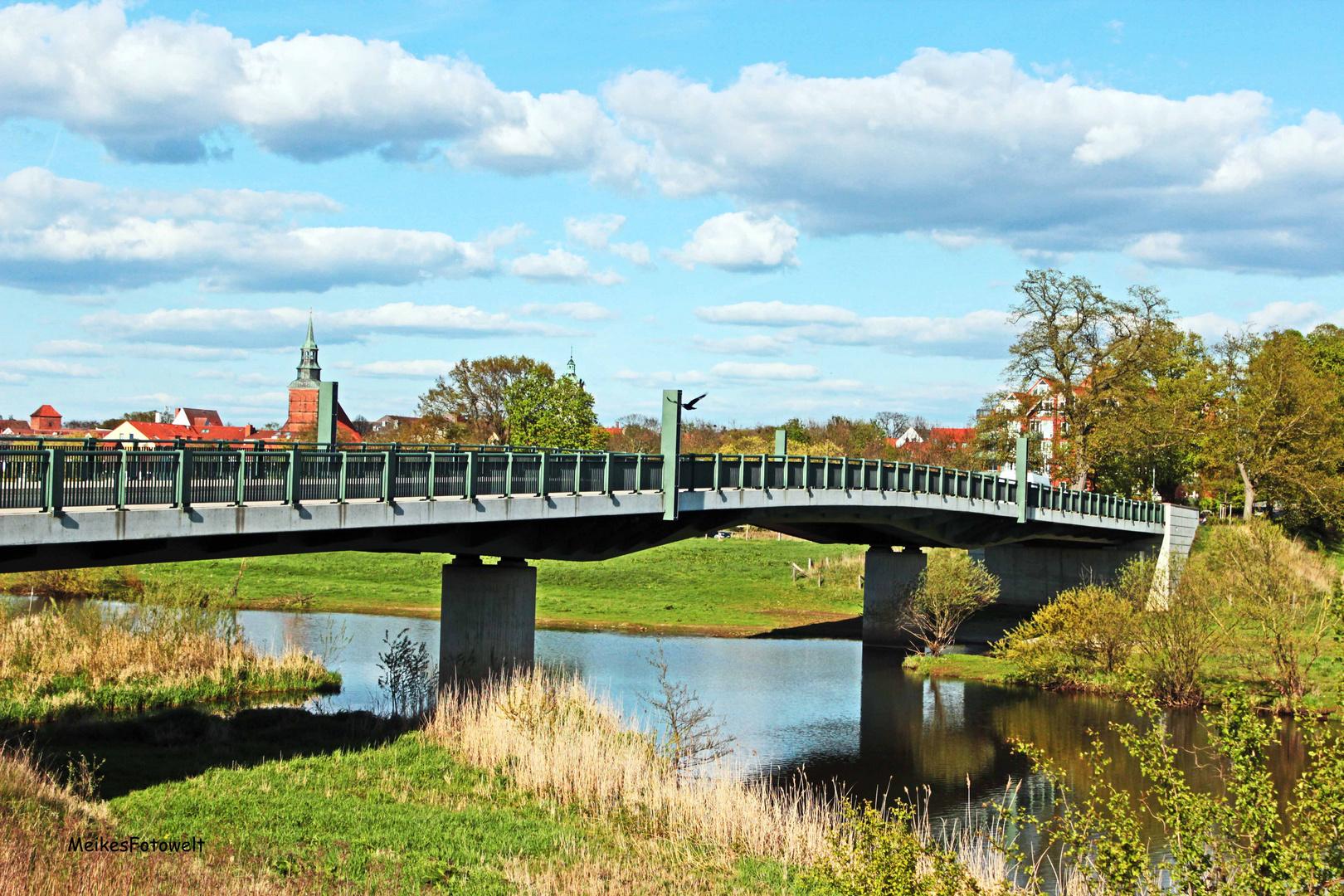"""Die Brücke am """"Verdener Grande"""" ;)"""