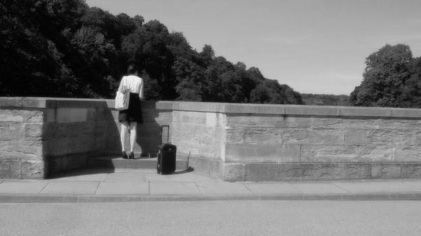 Die Brücke in Durham