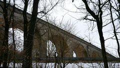 die Brücke neu