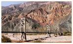 Die Brücke über den Rio Grande