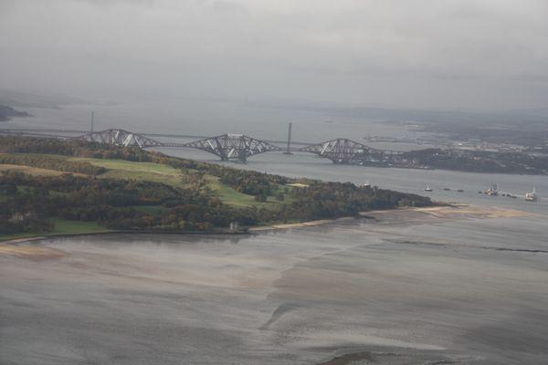 Die Brücke von Edinburgh
