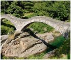 Die Brücke von Lavertezzo