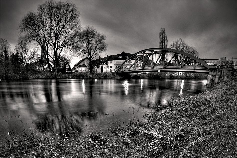 Die Brücke von Löderburg...