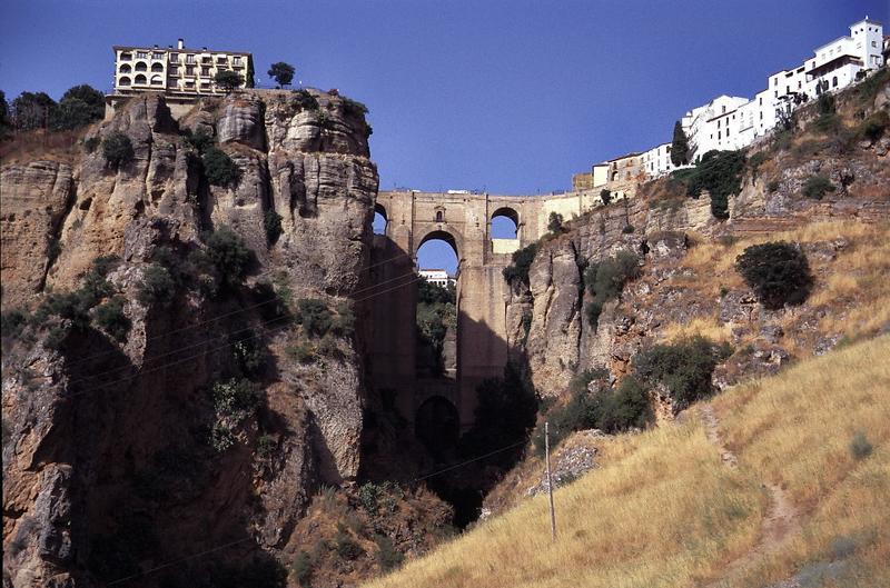 Die Brücke von Ronda