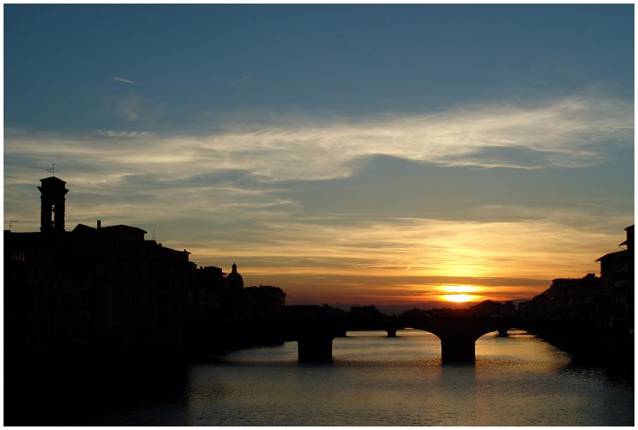 Die Brücken von Florenz