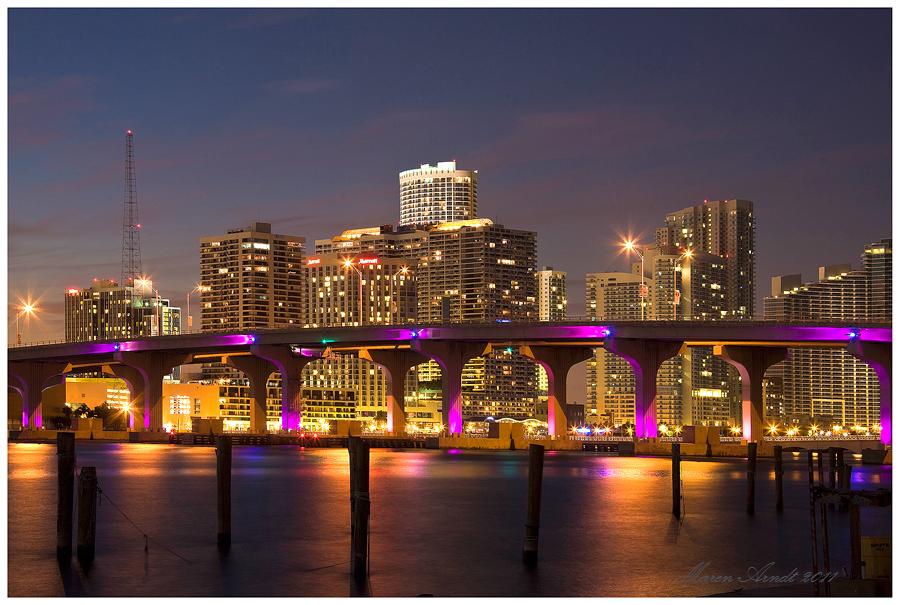 Die Brücken von Miami