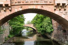 Die Brücken von Nürnberg