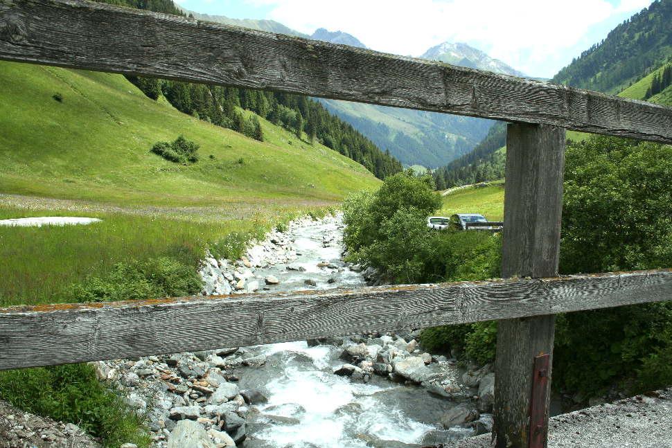 Die Bruggn (Die Brücke)