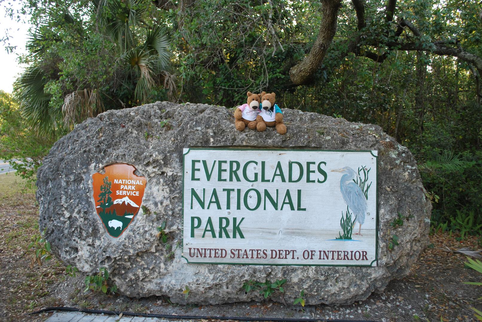 Die Brumms in Florida auf Reisen