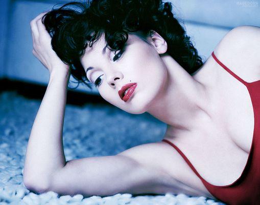 Die Brunette Marilyn;-)