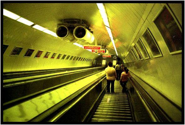 Die Budapester Ubahn