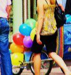 Die bunten Luftballons