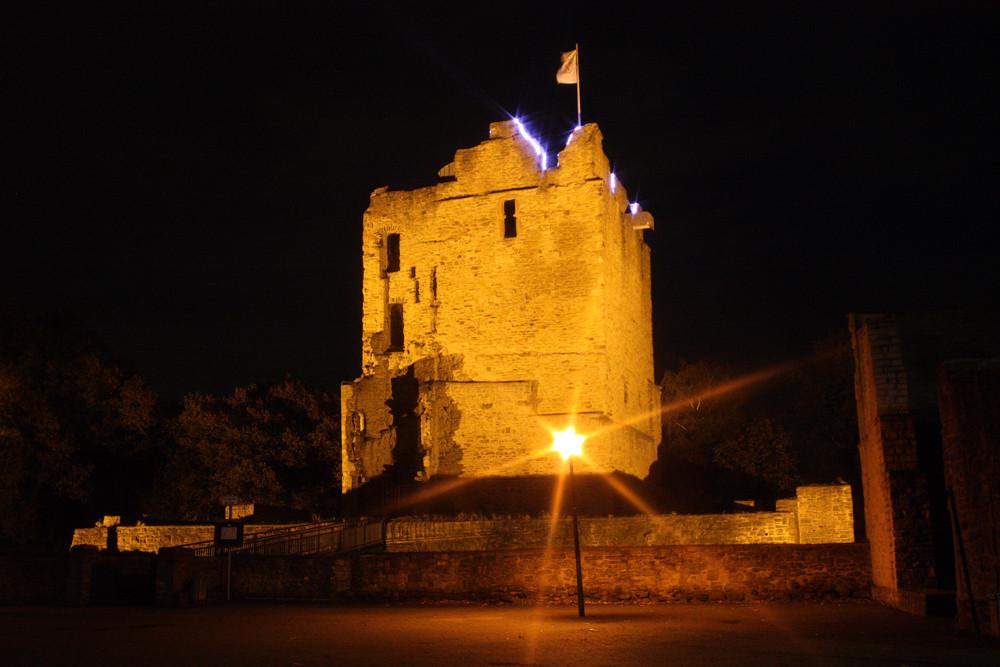 Die Burg Altendorf..