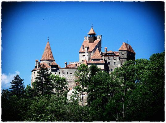 Die Burg des Grafen...
