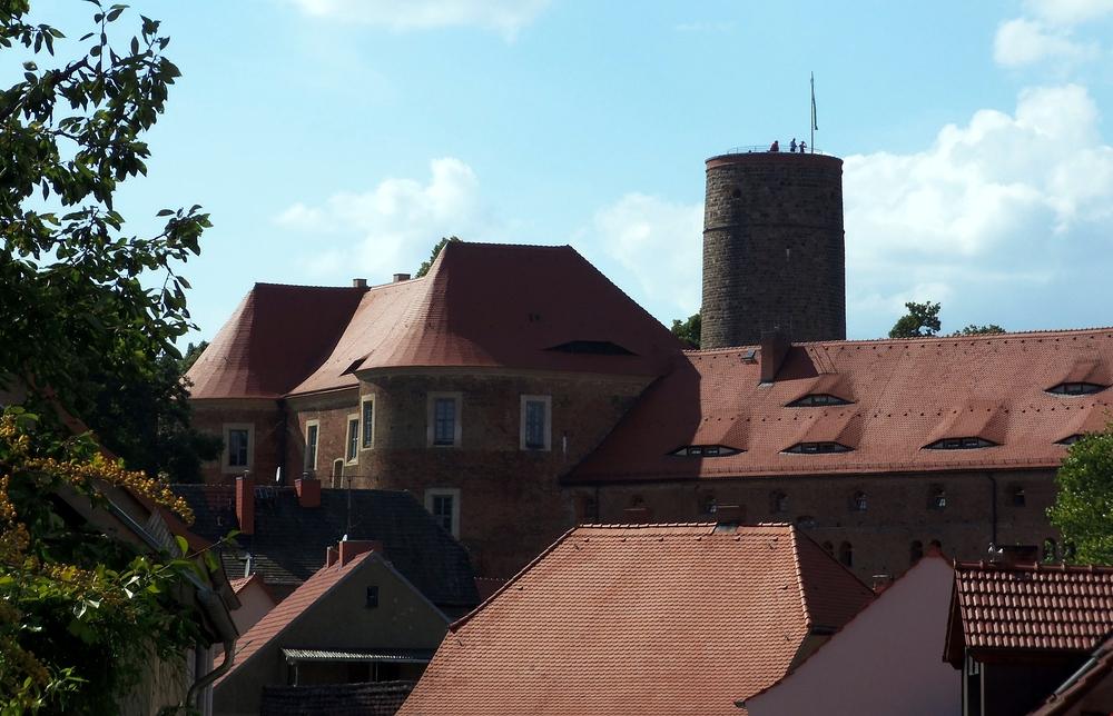 Die Burg Eisenhardt