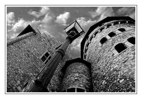 """""""Die Burg in Stolberg"""""""