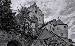 Die Burg Meersburg