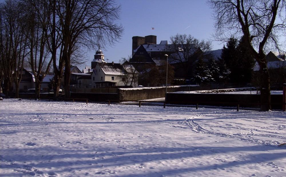 Die Burg Runkel heute (2)