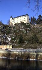 Die Burg Schadeck heute