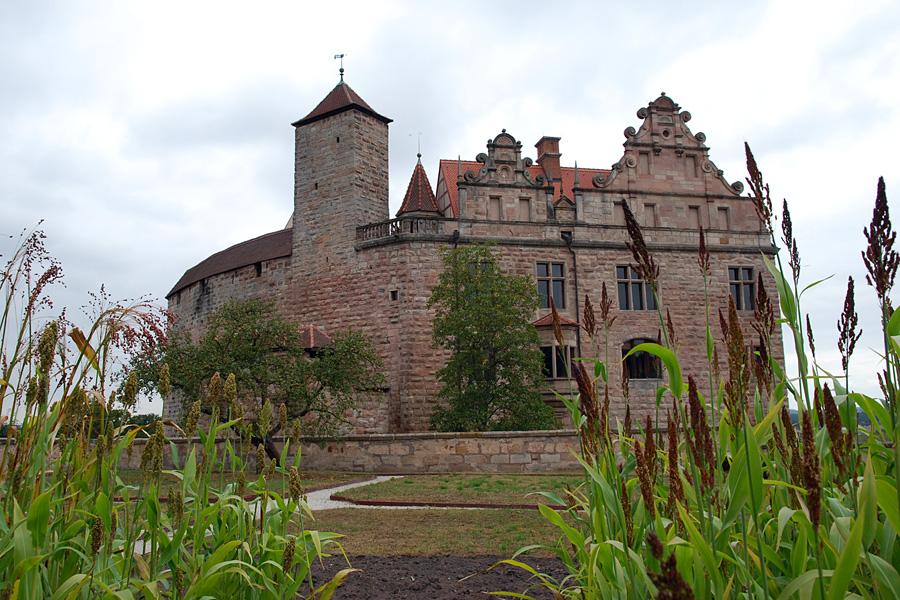Die Burg von Cadolzburg