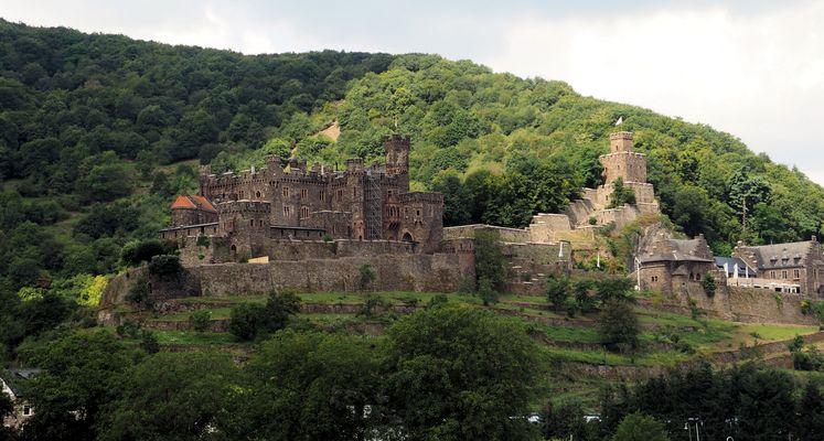 Die Burg...eine von Vielen...