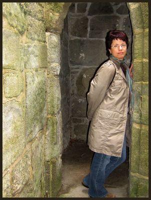 die Burgfrau