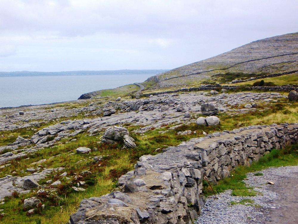 Die Burren wie ich sie gesehen habe
