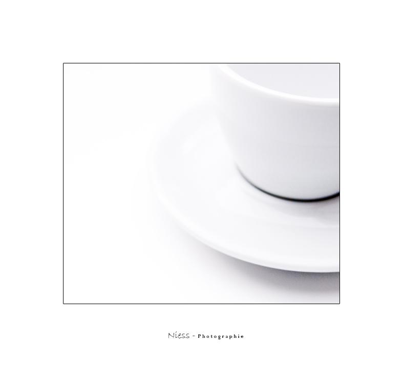 die Cappuccino-Tasse