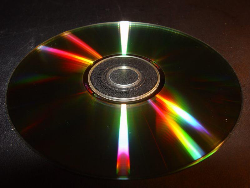 Die CD brennt............