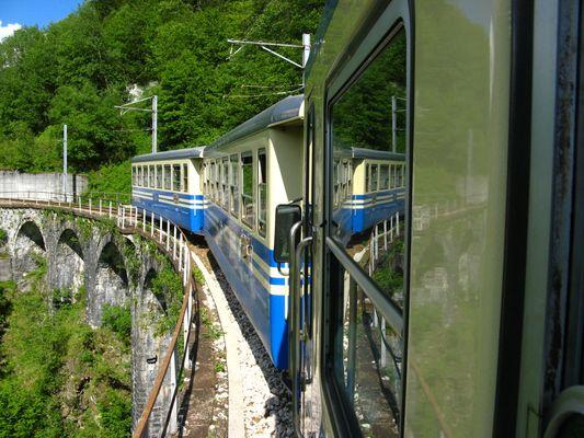 Die Centovalli Bahn