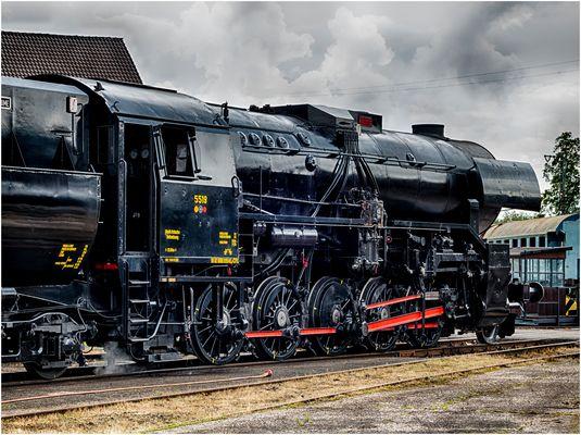Die CFL 5519 zu Gast