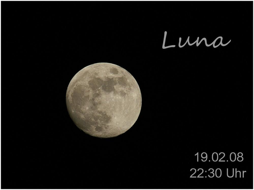 Die Chance nutzen - Luna -