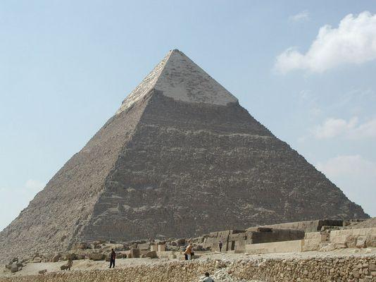 Die Chephrenpyramide